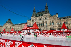 Red Square Ice Skating